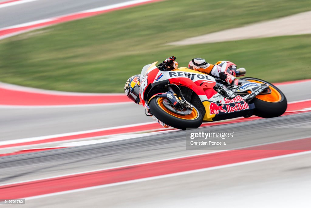 MotoGp Red Bull U.S. Grand Prix of The Americas - Qualifying