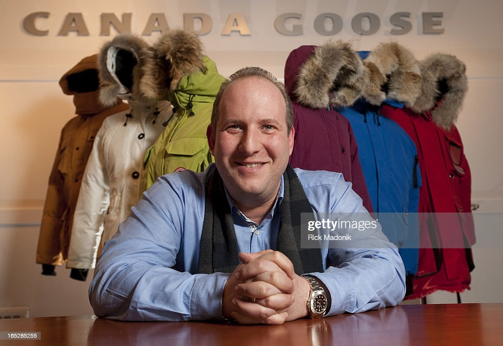 canada goose factory in toronto