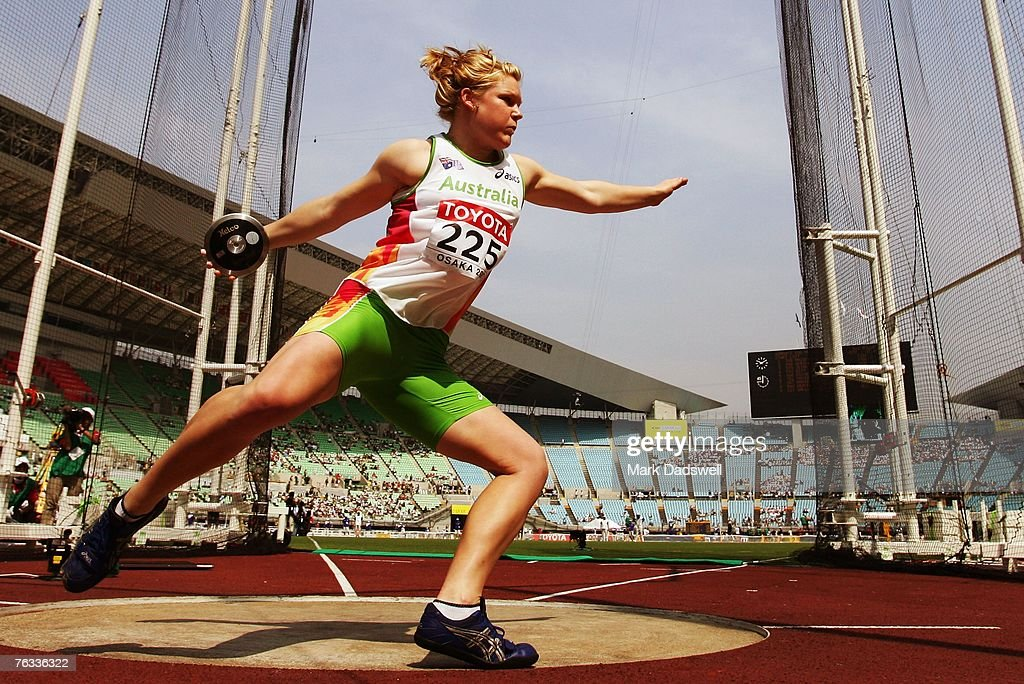 11th IAAF World Athletics Championships: Day Three : News Photo