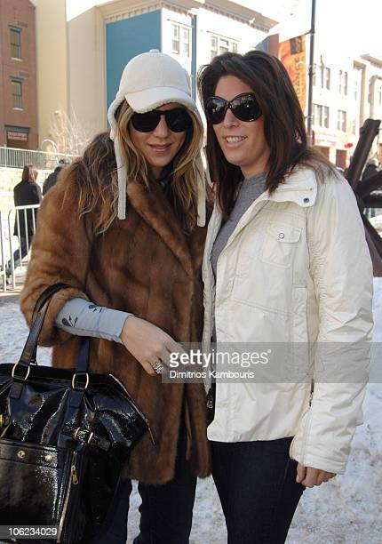 Dani Stahl and Jessica Meisels during 2007 Park City Seen Around Town Day 6 in Park City Utah United States