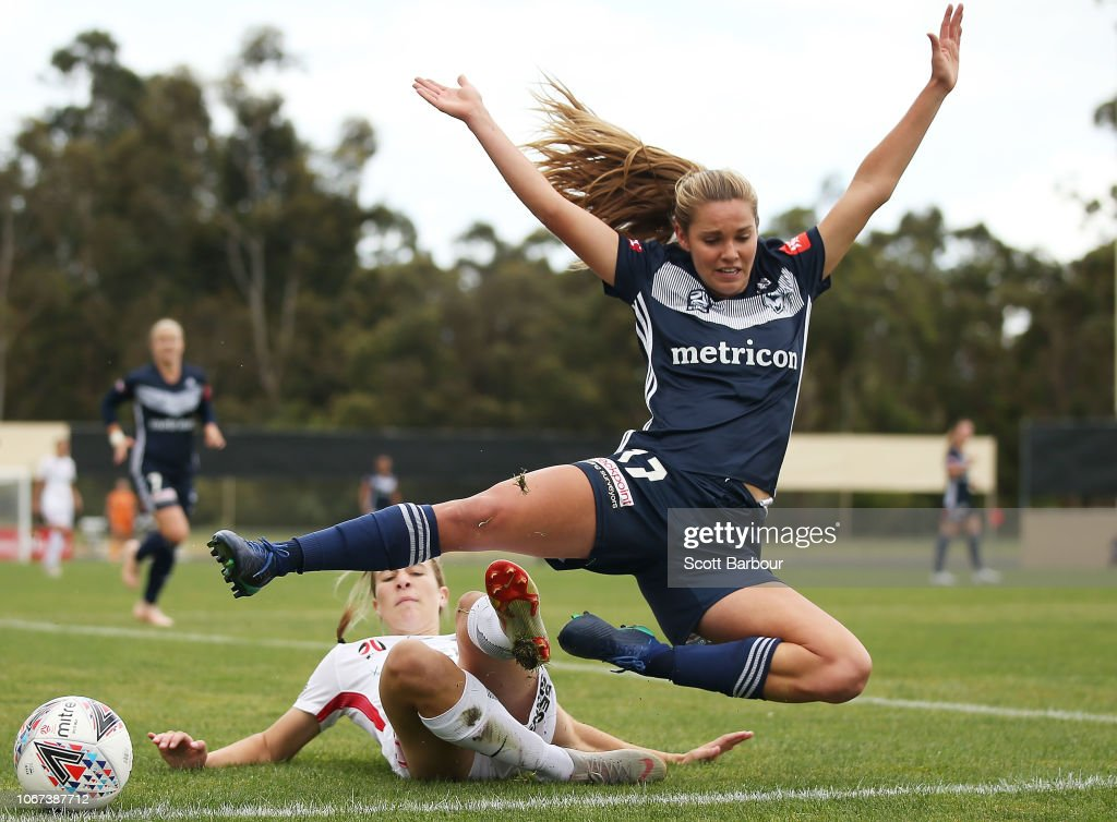 W-League Rd 5 - Melbourne v Western Sydney : News Photo