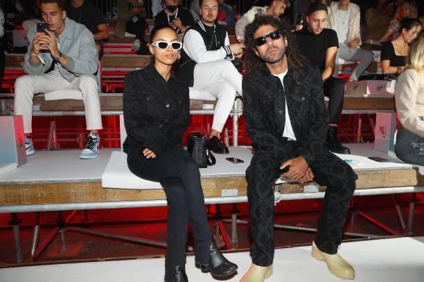 DEU: VIPS At Jack & Jones - ABOUT YOU Fashion Week Autumn/Winter 21