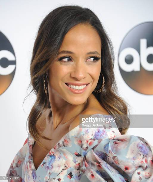 Dania Ramirez arrives at the 2017 Summer TCA Tour Disney ABC Television Group at The Beverly Hilton Hotel on August 6 2017 in Beverly Hills California