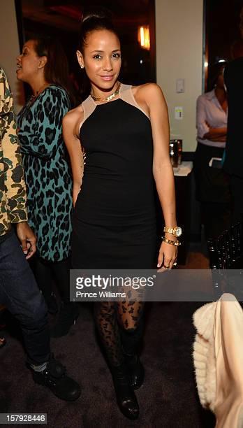 Dania Ramirez attend Keri Hilson's birthday dinner at STK resturant on December 6 2012 in Atlanta Georgia