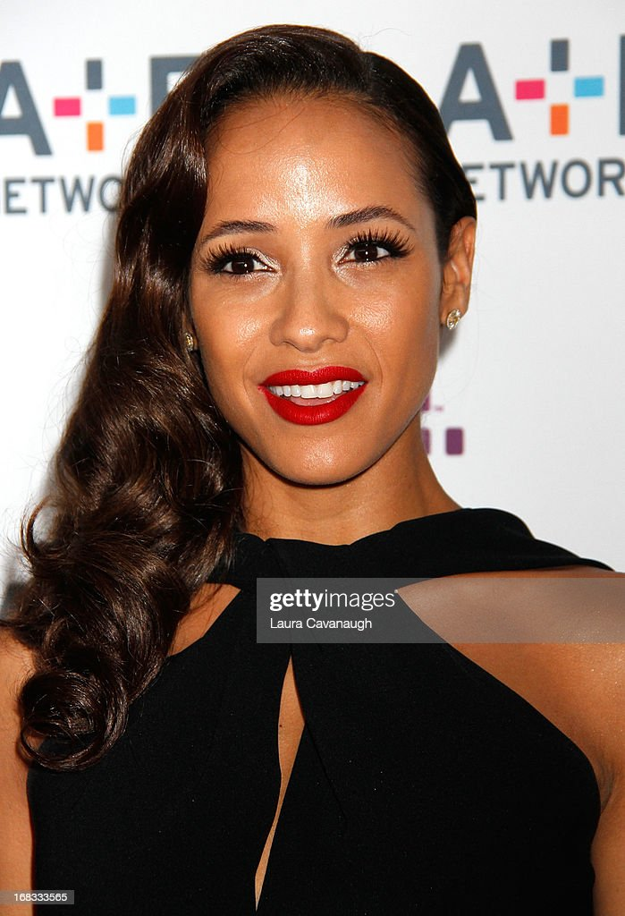 Dania Ramirez attends A&E Networks 2013 Upfront at Lincoln Center on May 8, 2013 in New York City.