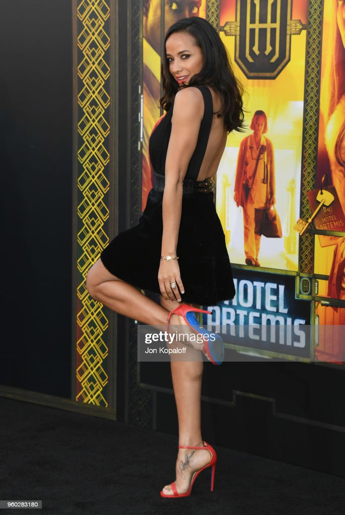 "Global Road Entertainment's ""Hotel Artemis"" Premiere - Arrivals"
