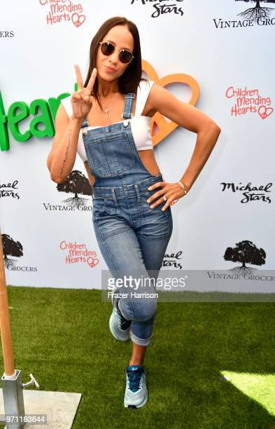 Dania Ramirez attends the 10th Annual Empathy Rocks Fundraiser at Private Residence on June 10 2018 in Bel Air California