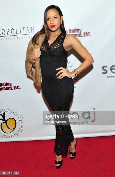 Dania Ramirez attends the 2nd annual Georgia Entertainment gala at Georgia World Congress Center on January 11 2014 in Atlanta Georgia