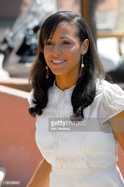 Dania Ramirez during 2006 Cannes Film Festival Seen Around Town Day 7 in Cannes France