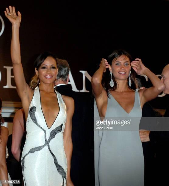 Dania Ramirez during 2006 Cannes Film Festival XMen 3 The Last Stand Premiere at Palais des Festival in Cannes France