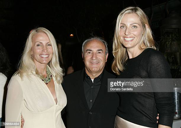 Danica and Charles Perez Jamie Tisch during New York City Ballet Kickoff Sponsored By Maybach Benefitting The Center Dance Association at Estate Of...