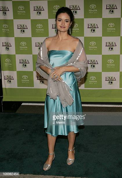 Danica McKellar during 14th Annual Environmental Media Association Awards at Wilshire Ebell Theatre in Los Angeles California United States