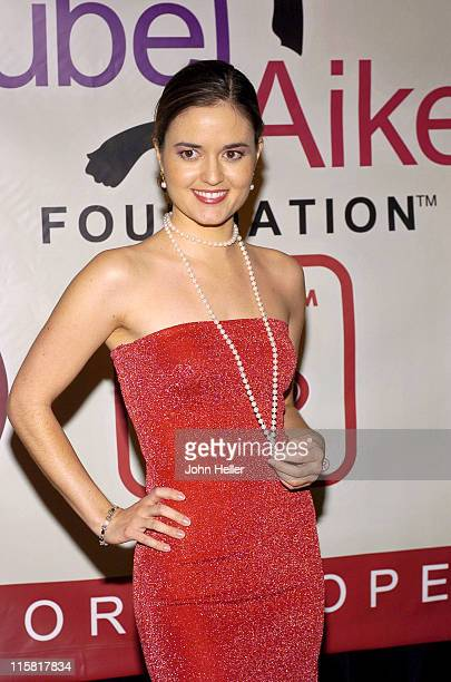 """Danica McKellar during Clay Aiken's Bubel/Aiken Foundation to Hold """"Voices For Change"""" Gala Benefit and Concert, Benefiting Children with..."""