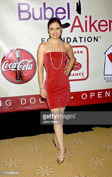 Danica McKellar during Clay Aiken's Bubel/Aiken Foundation to Hold Voices For Change Gala Benefit and Concert Benefiting Children with Disabilities...