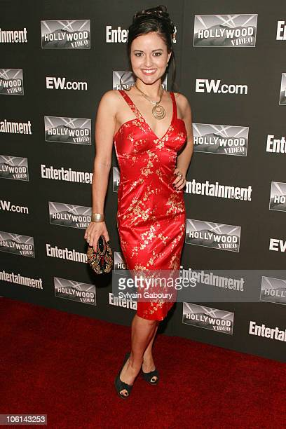 Danica McKellar during Entertainment Weekly's New York 2007 Oscar Viewing Party at Elaine's at 1703 Second Avenue and 88th Street in New York City...