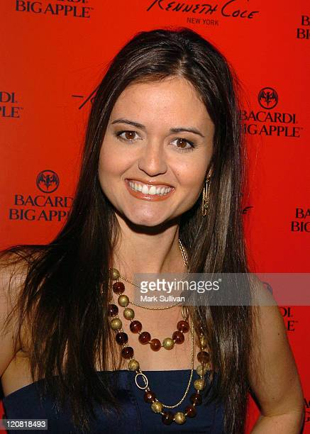 Danica McKellar during Kenneth Cole Opens Flagship Los Angeles Store Arrivals at Beverly Center in Los Angeles California United States