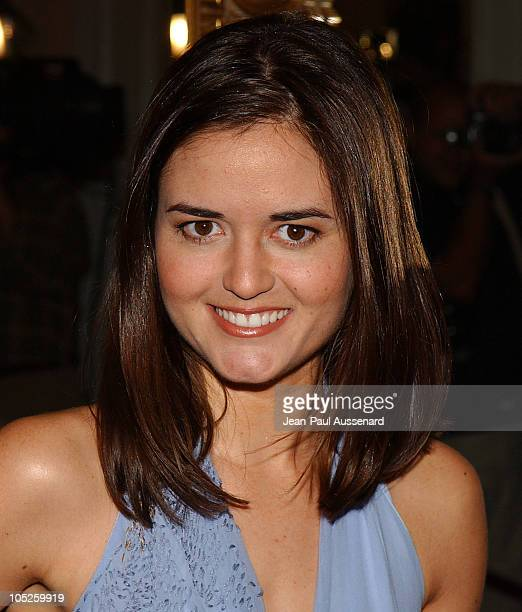 Danica McKellar during Lupus LA and InStyle Present The Old Bags Lupus Luncheon at Beverly Hills Hotel in Beverly Hills California United States