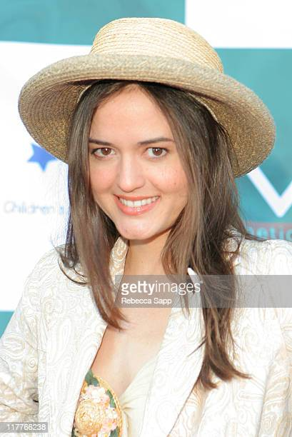 Danica McKellar during M Aesthetics Spa and The Children's Burn Foundation at M Aesthetics Spa in West Hollywood California United States