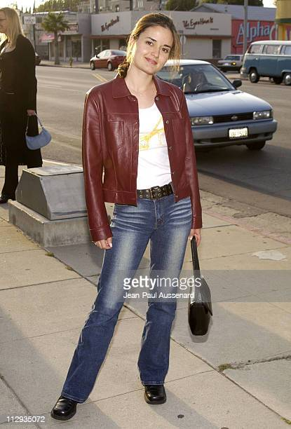 Danica McKellar during Opening of 'Belle Gray' Lisa Rinna's New Clothing Boutique at Belle Gray in Sherman Oaks California United States