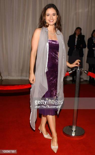 Danica McKellar during The 6th Annual Family Television Awards Arrivals at Beverly Hilton in Beverly Hills California United States