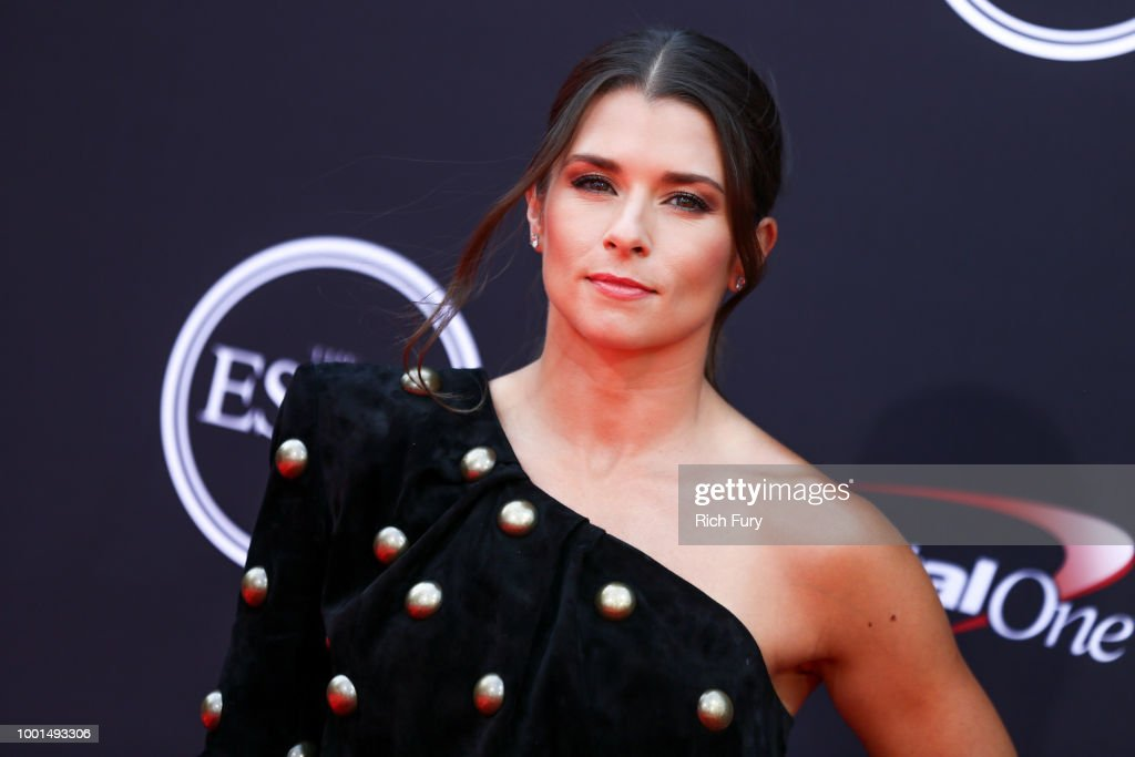 Danica Patrick attends the 2018 ESPYS at Microsoft Theater on July 18, 2018 in Los Angeles, California.