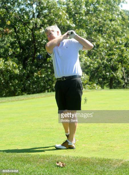 Daniel A Jost attends the 2nd Annual Laughs On The Links Celebrity Golf Tennis Bocce Outing at Richmond Country Club on October 2 2017 in New York...