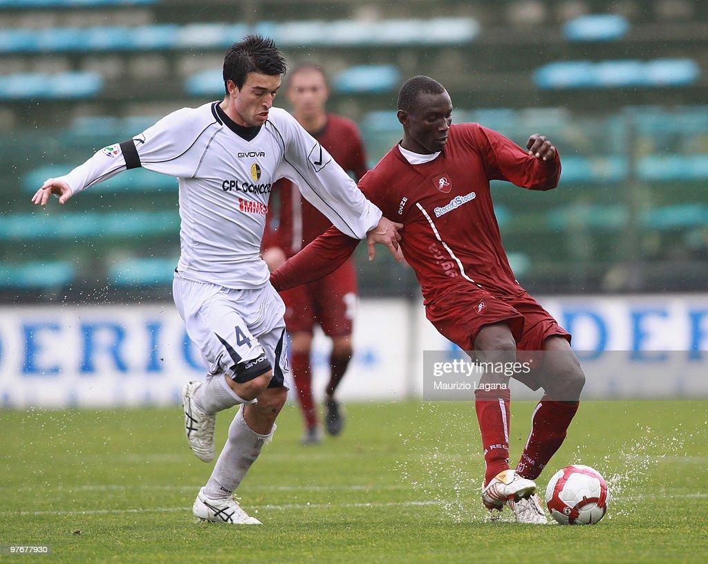 reggina calcio v modena fc serie bの写真およびイメージ ゲッティ