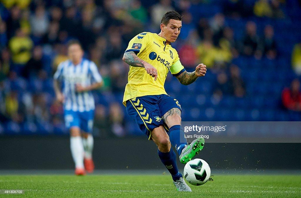 Brondby IF vs Esbjerg fB - Danish Alka Superliga : News Photo