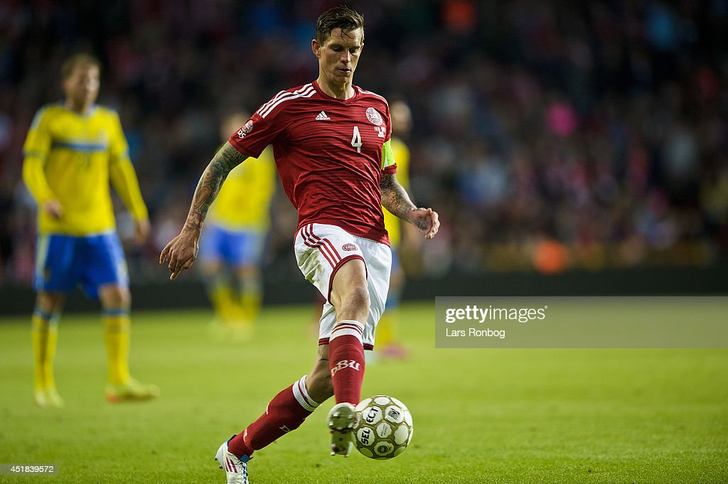 Denmark vs Sweden - International Friendly : News Photo