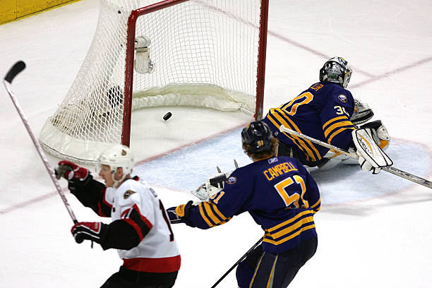 Game 5 - Ottawa Senators v Buffalo Sabres