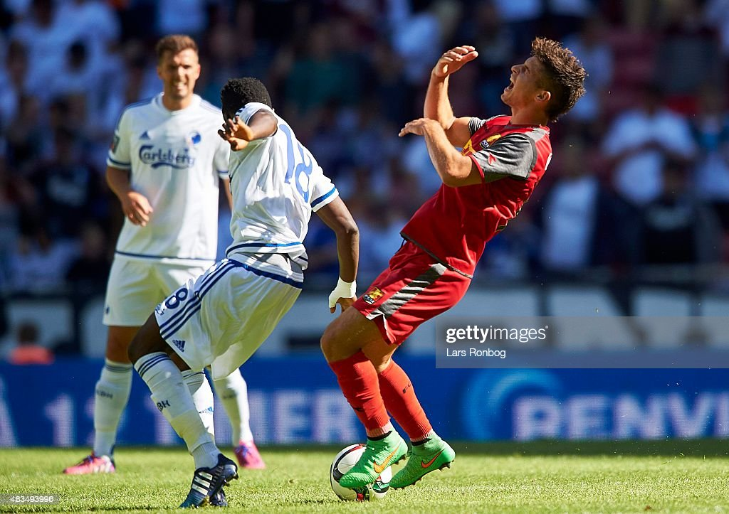 FC Copenhagen vs FC Nordsjalland - Danish Alka Superliga : News Photo