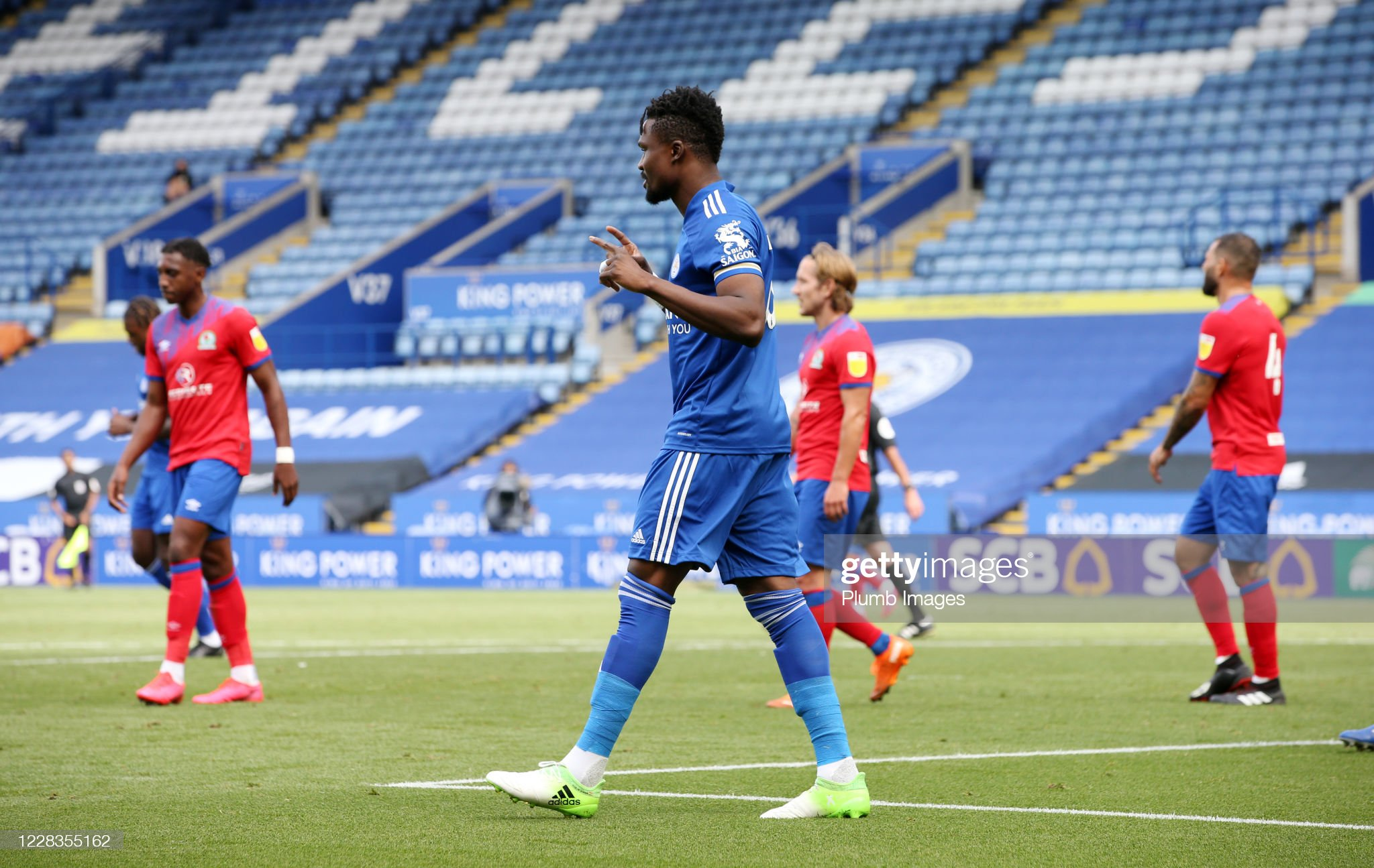 Leicester City v Blackburn Rovers: Pre-Season Friendly : News Photo