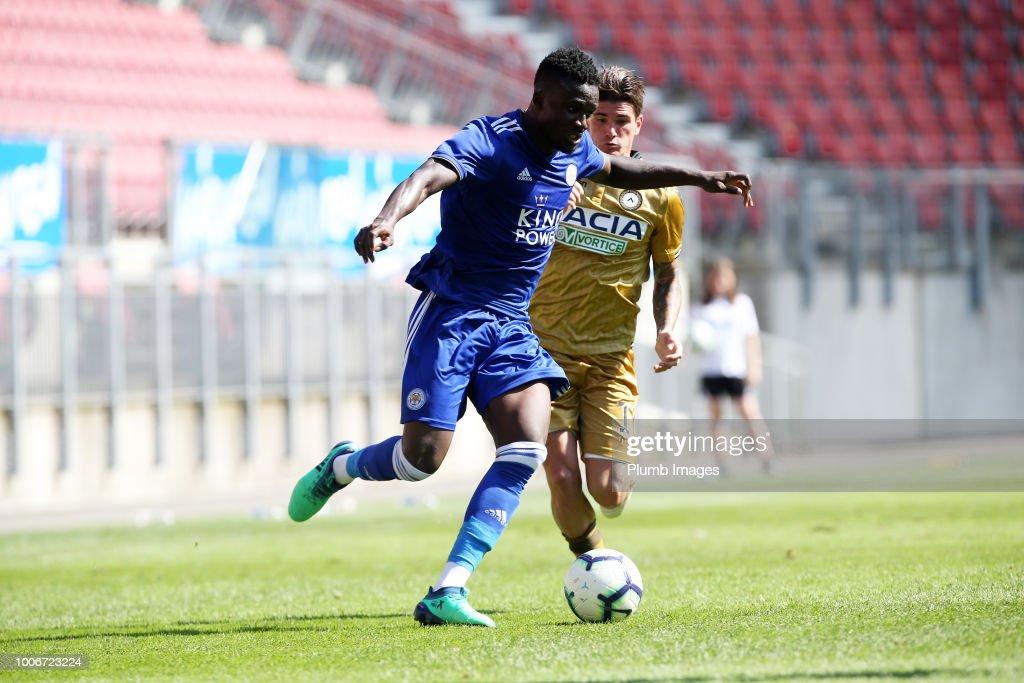 Leicester City v Udinese: Pre-Season Friendly : News Photo