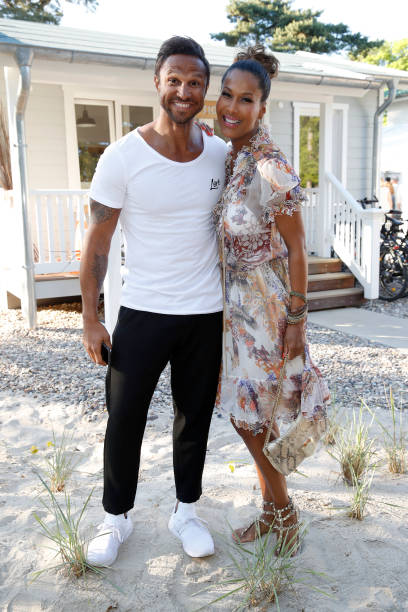 til schweiger opens his 39 barefoot hotel 39 at timmendorf beach photos and images getty images. Black Bedroom Furniture Sets. Home Design Ideas
