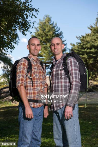Daniel and Eric Guiffreda identical twin firefighters from Prairieville La on the 30th season of THE AMAZING RACE will premiere during the 20172018...