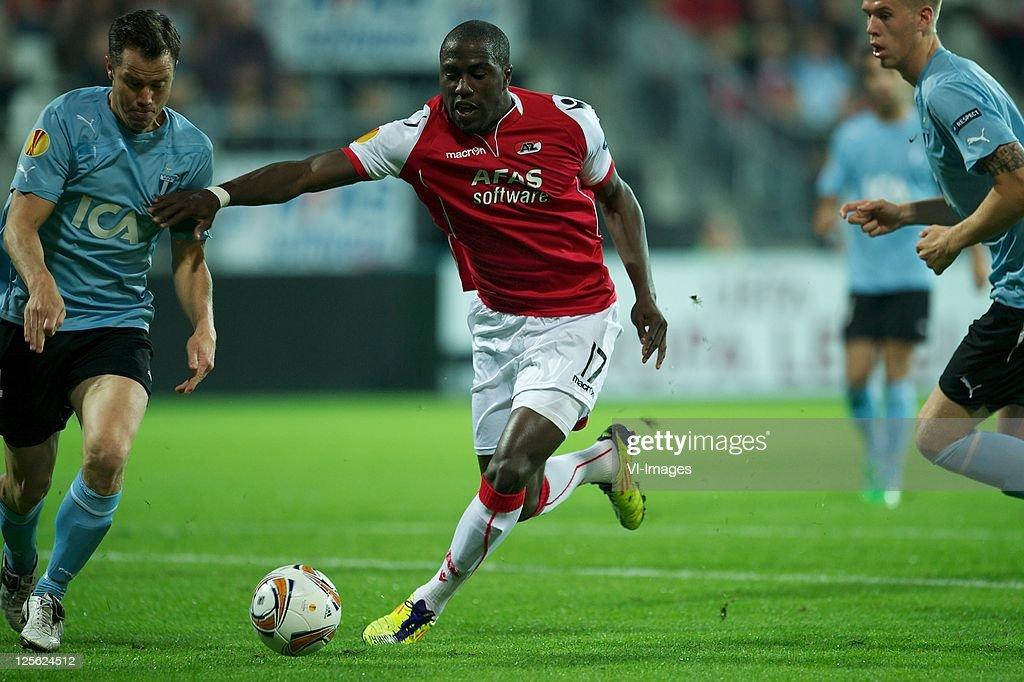 AZ Alkmaar v Malmo FF - UEFA Europa League