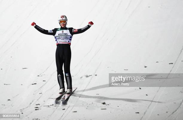 スキーフライング世界選手権 画...