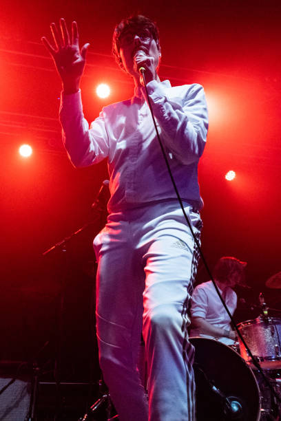 GBR: PVRIS Performs At Electric Brixton, London