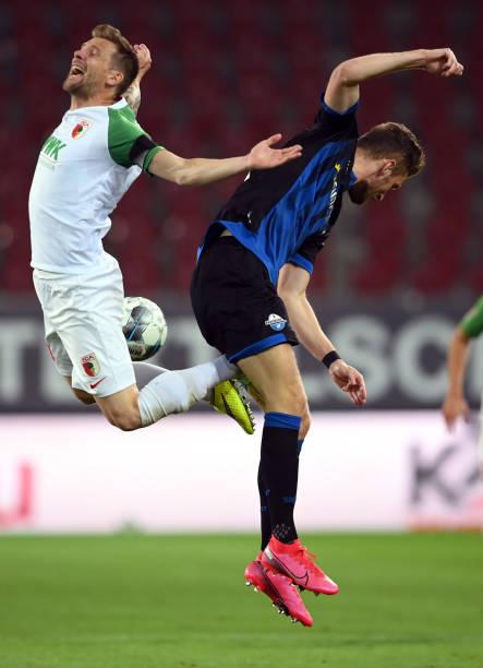 DEU: FC Augsburg v SC Paderborn 07 - Bundesliga