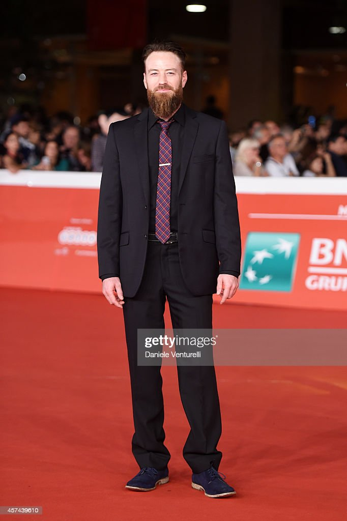 Daniel Ball attends the 'Last Summer' Red Carpet during The 9th Rome Film Festival at Auditorium Parco della Musica on October 18, 2014 in Rome, Italy.