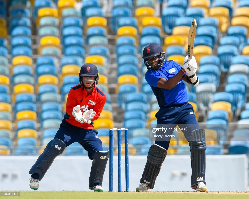 ECB North v South Series - Match One