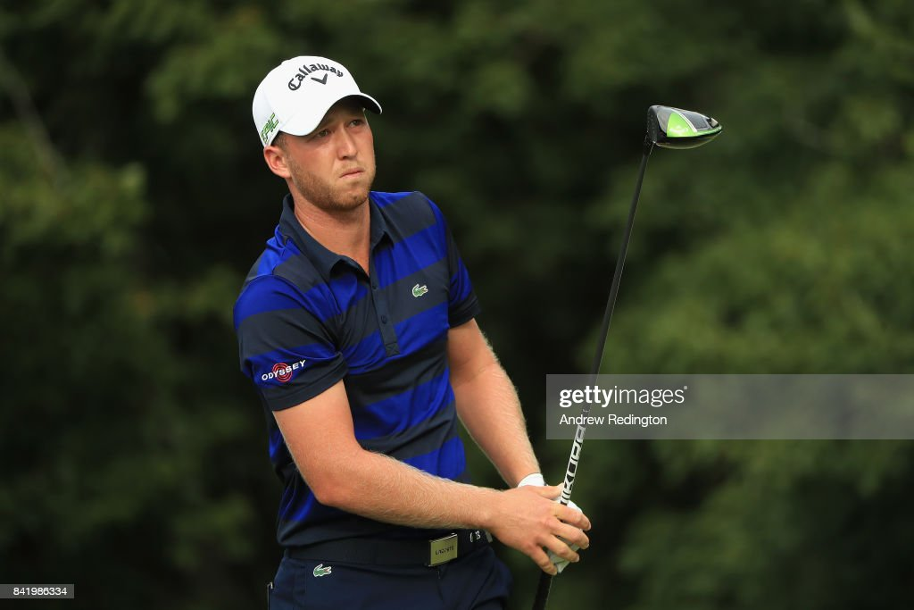 Dell Technologies Championship - Round Two : News Photo
