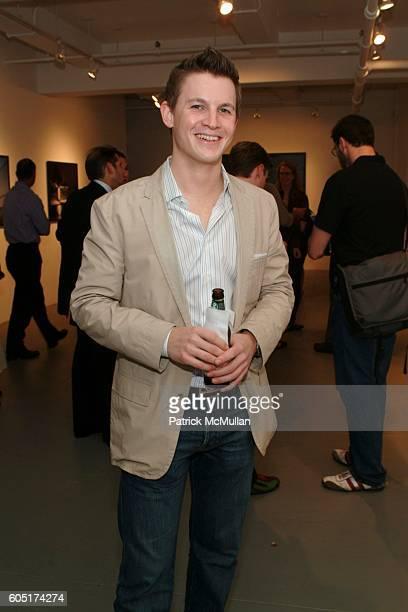 Daniel Beringer attends KiptonART and Moti Hasson Gallery present ADVENTURA at Moti Hasson Gallery on September 7 2006 in New York City