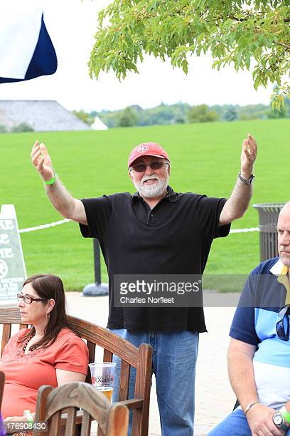 Daniel Berkowicz attend the Richie Havens Memorial Celebration and Aerial Scattering of Ashes at Bethel Woods Art Center on August 18 2013 in Bethel...