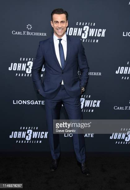 Daniel Bernhardt attends the special screening of Lionsgate's John Wick Chapter 3 Parabellum at TCL Chinese Theatre on May 15 2019 in Hollywood...