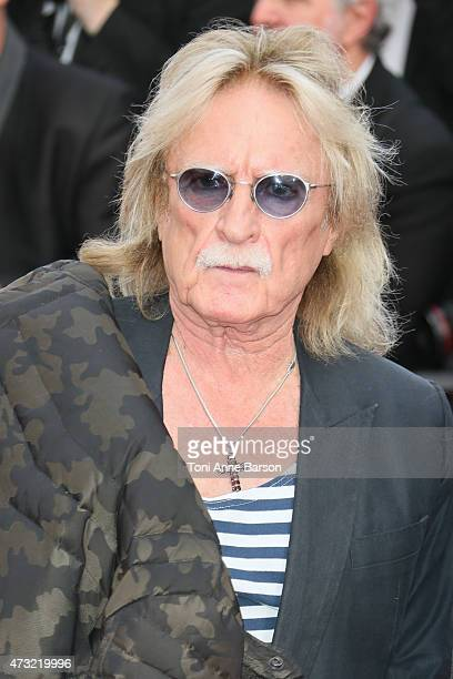 Daniel Bevilacqua AKA Christophe attends the opening ceremony and 'La Tete Haute' premiere during the 68th annual Cannes Film Festival on May 13 2015...