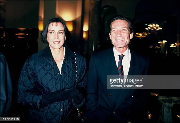 Daniel Biasini and Gabrielle Heidrich People Rocco Barocco ready to wear fashion show fall winter 1993 collections