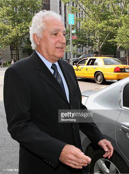 Daniel Bonventre Bernard Madoff's former operations chief exits federal court in New York US on Tuesday June 21 2011 Bonventre is accused of...
