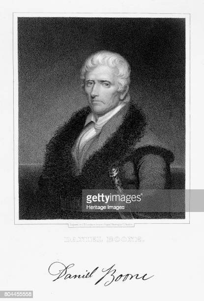 Daniel Boone American pioneer and hunter Daniel Boone became a popular folk hero for his exploits beyond the western frontier of the Thirteen...
