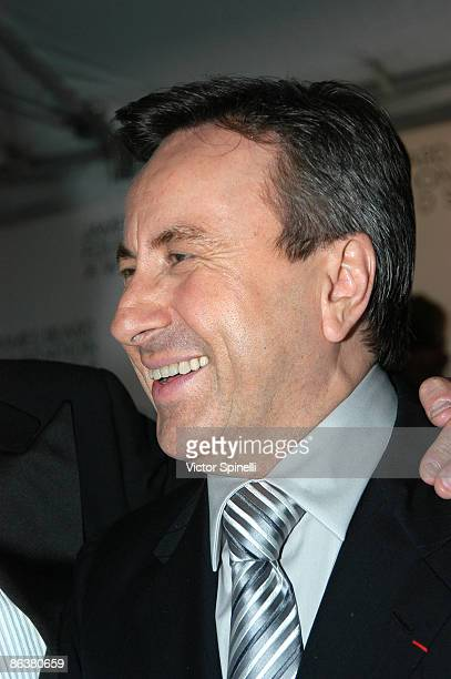 Daniel Boulud attends the 2009 James Beard Foundation Awards Ceremony and Gala at Avery Fisher Hall at Lincoln Center for the Performing Arts on May...